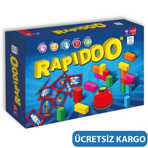 Rapidoo Dikkat Geliştiren Zeka Oyunu