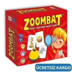 Zoombat Dikkat Geliştiren Hafıza Oyunu